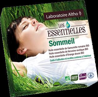 Coffret essentielles sommeil