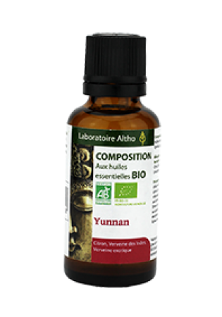 COMPOSITION YUNNAN BIO 30 mL
