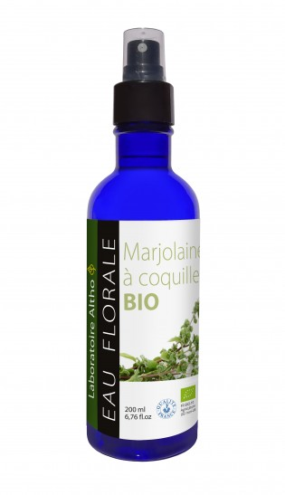 ORGANIC floral water of MARJORAM