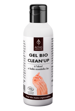 Gel clean up bio