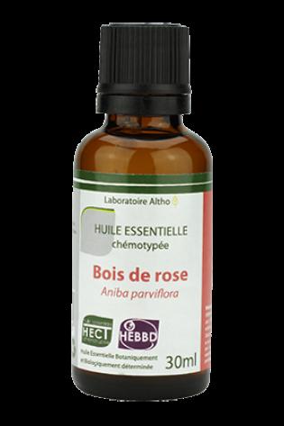 HUILE ESSENTIELLE de BOIS DE ROSE (non bio) 30 mL