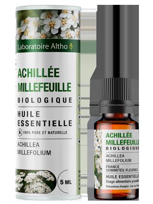 Organic Yarrow essential oil