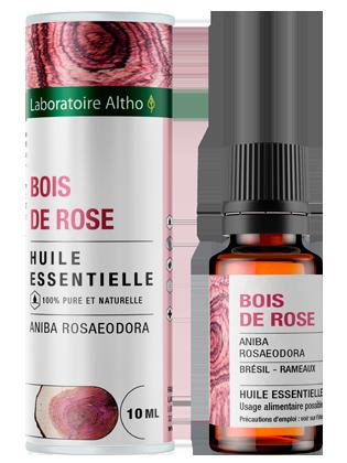 Huile essentielle de bois de rose (non bio) 10 mL