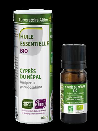Organic Nepalese Cypress essential oil