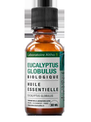 Huile essentielle de Eucalyptus globulus bio 30 mL