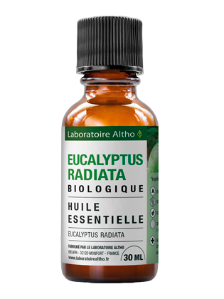 Huile essentielle de Eucalyptus radiata bio 30 mL