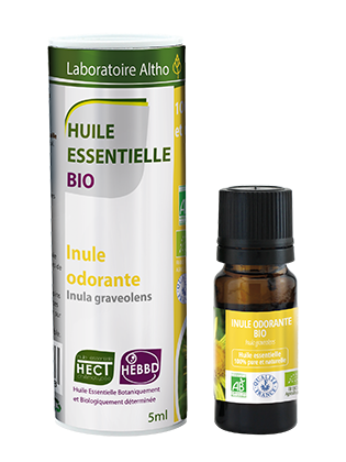 Organic Sweet inula essential oil