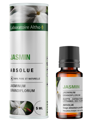 Huile essentielle de Jasmin Absolu (non bio)