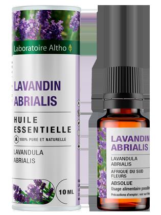 Huile essentielle de Lavandin abrialis bio