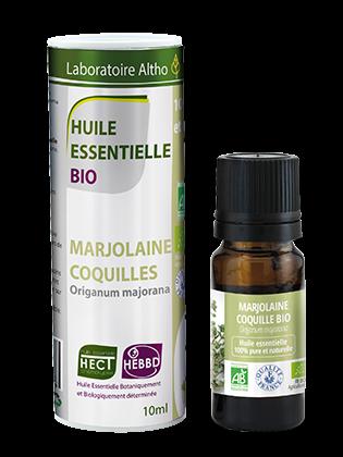 Organic Marjoram essential oil 10mL