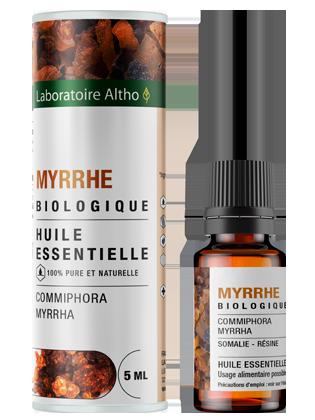 Huile essentielle de Myrrhe bio 5mL