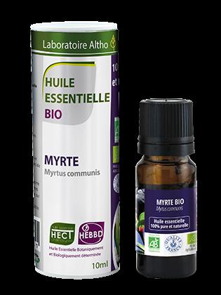 Organic Myrtle essential oil