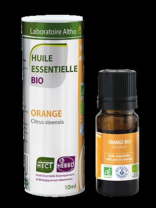 Organic Orange essential oil 10mL