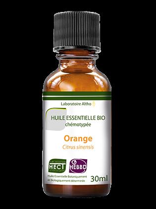 Organic Orange essential oil 30mL