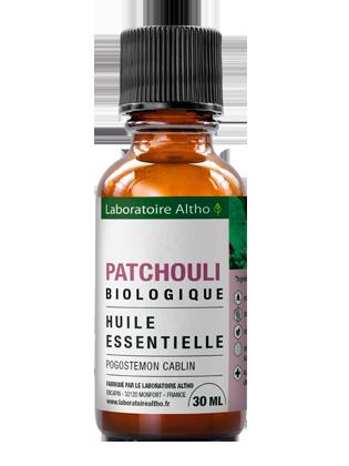 Huile essentielle de Patchouli bio 30mL