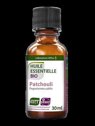 Organic Patchouli essential oil 30mL