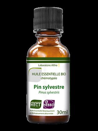 ORGANIC Sylvester pine essential oil 30mL