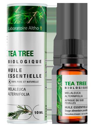 Huile essentielle de Tea tree (Arbre a the) bio 10mL