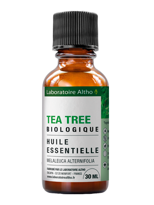 Huile essentielle de Tea tree (Arbre a the) bio 30mL