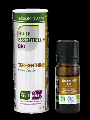 Organic Turpentine essential oil
