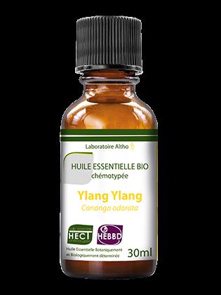 Organic Ylang ylang essential oil 30mL
