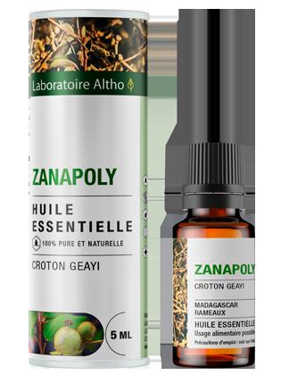 Huile essentielle de Zanapoly bio