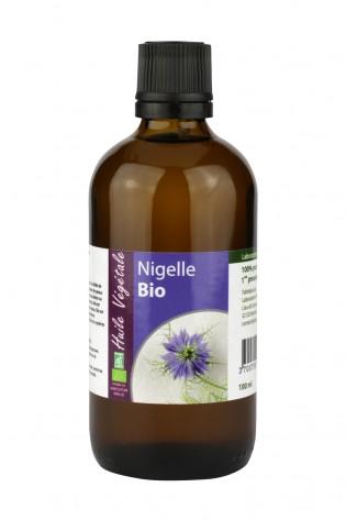 Huile vegetale de Nigelle bio 100mL