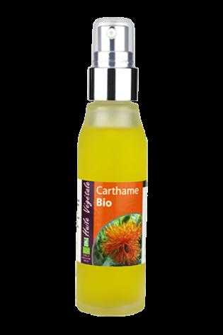 Huile vegetale de Carthame bio 50mL