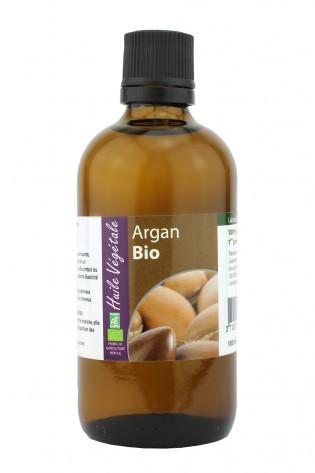 Huile vegetale de Argan bio 100mL