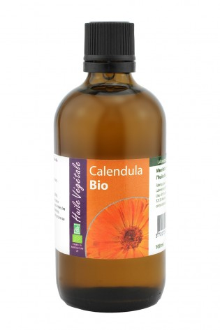 Huile vegetale de Calendula bio 100mL