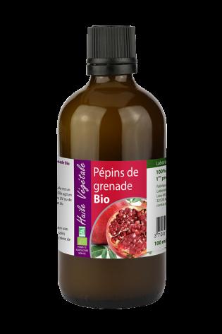 huile vegetale grenade