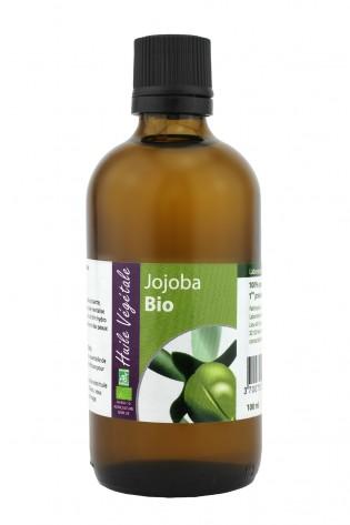 Huile vegetale de Jojoba bio 100mL