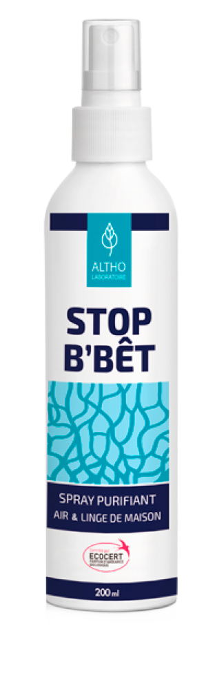 Spray bio anti acariens