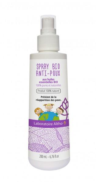 Spray Anti Poux Bio