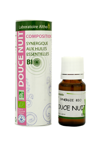 COMPOSITION DOUCE NUIT BIO 10 mL