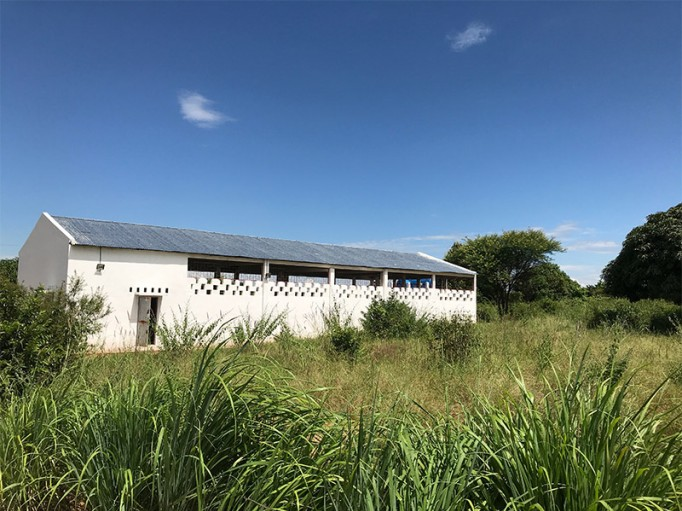 Distillerie à Majunga à Madagascar
