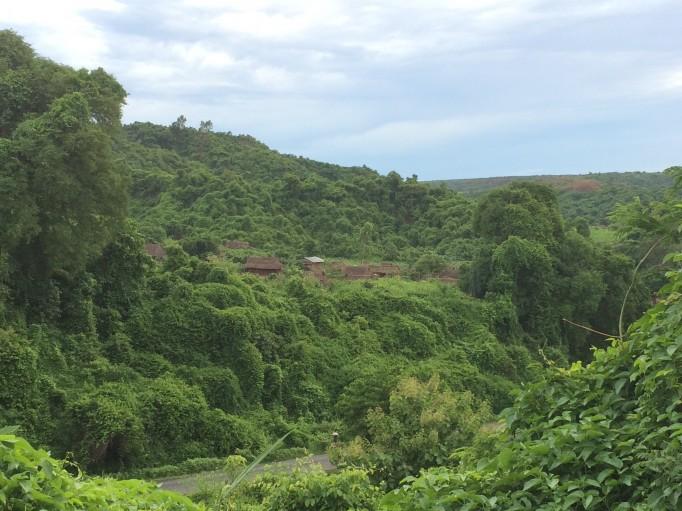 Village de MANDRITSARAHELY