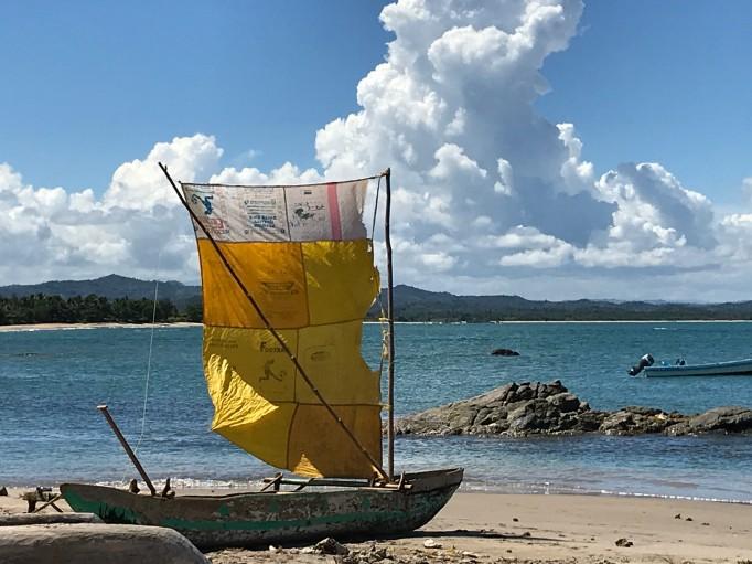 Nous travaillons juste à côté de ces belles plages de FENERIVE.