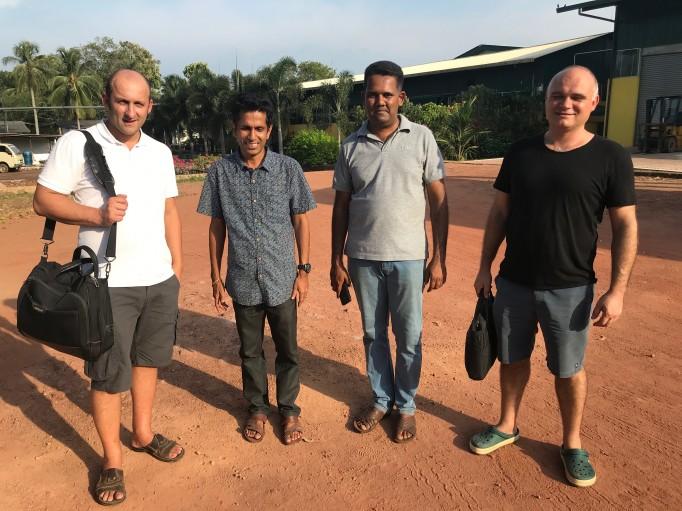 Nos partenaires Sri Lankais
