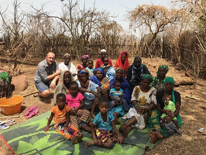 Récolteurs de karité bio au Sénégal
